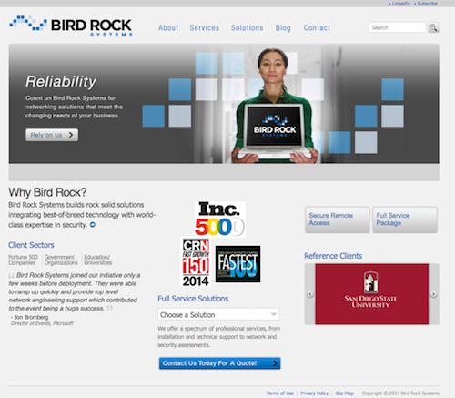 Birdrockusa.com-before