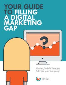 Your Guide to Filling A Digital Marketing Gap Cover