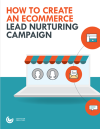 ECommerce Lead Nurturing Campaign Cover