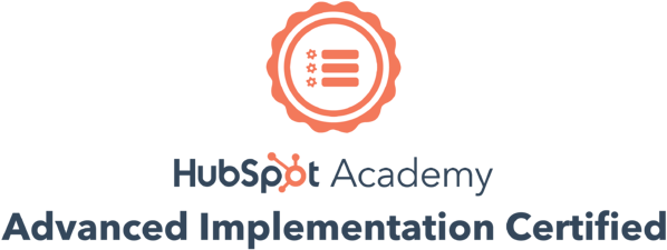 HubSpot Advanced Implementation Badge
