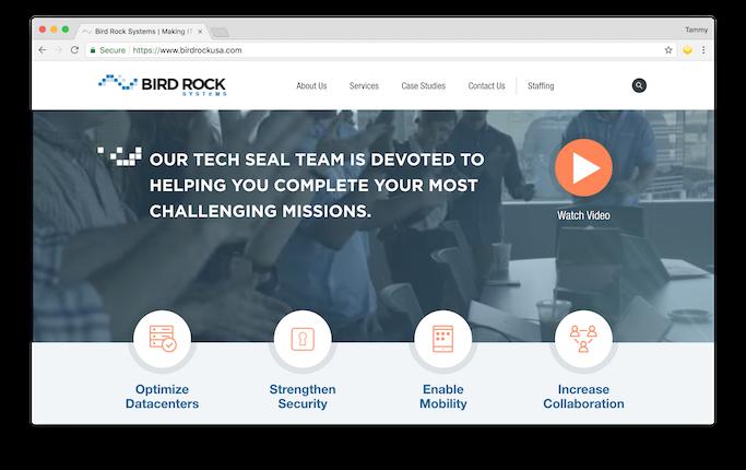 Launchpad-Website