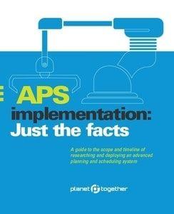 APS Implementation: Just the FactsLOR SIT AMET