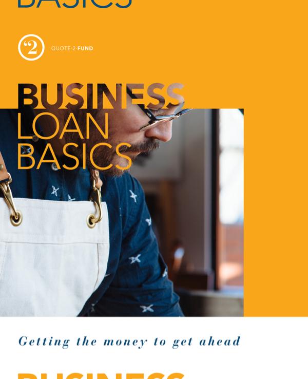 Business Loan Basics