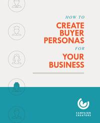 Buyer Persona Workbook Cover