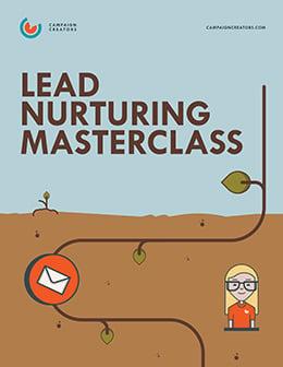 Lead Nurturing Masterclass