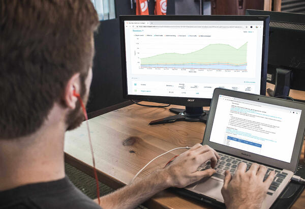 Reporting and analytics tactic