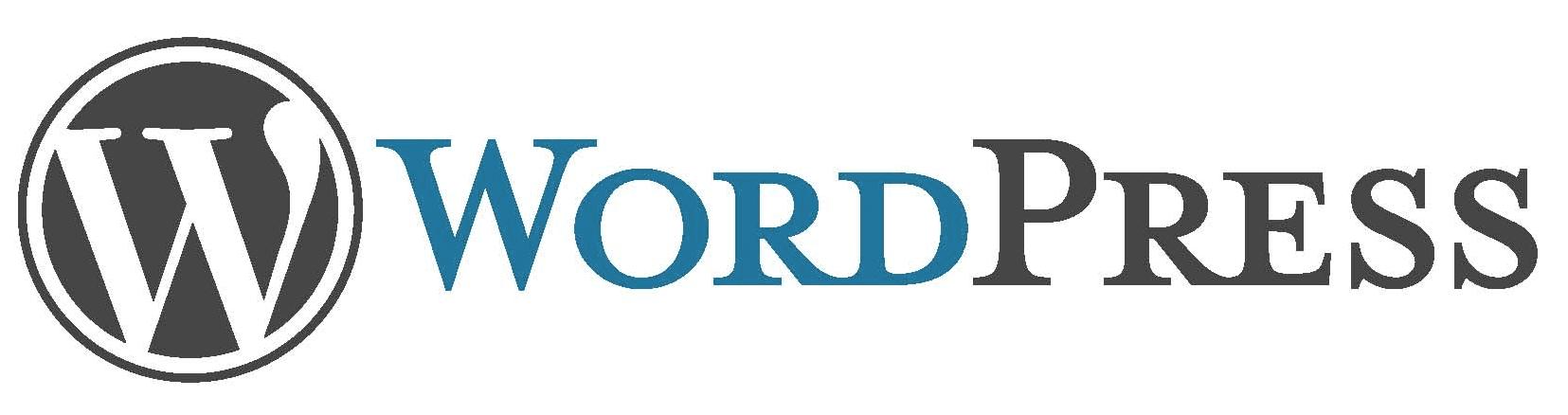 wordpress horizontal