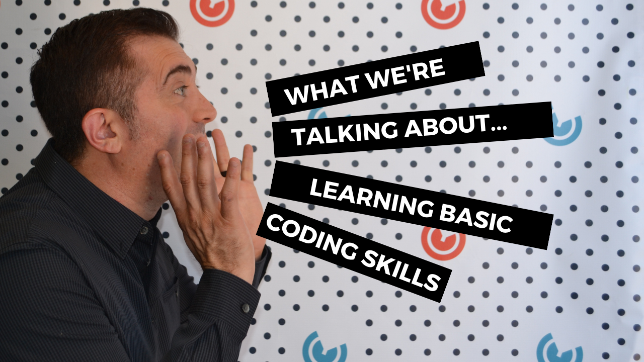 Learning Basic Coding Skills