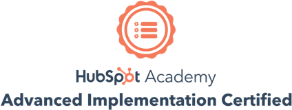 Advanced CMS Implementation Certified Badge