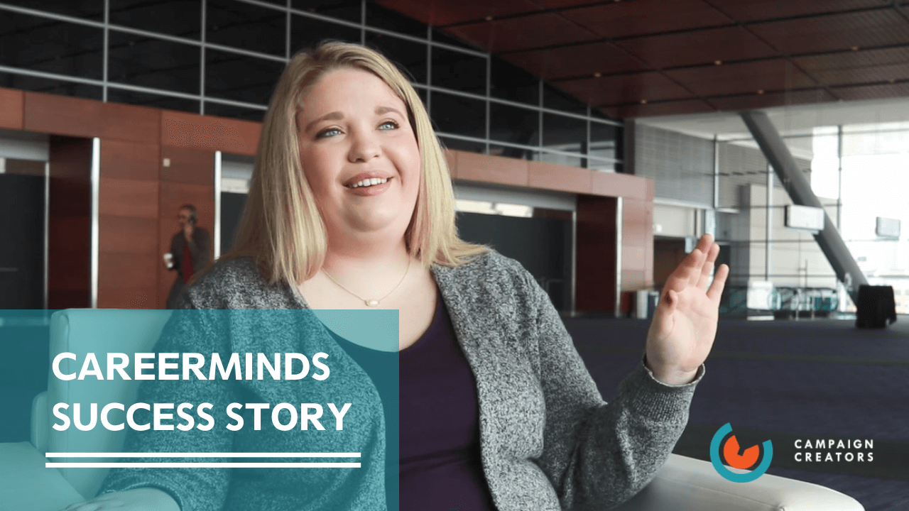 Careerminds Success Story YouTube Thumbnail