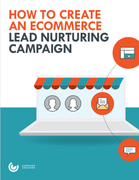 ECommerce Lead Nurturing Cover