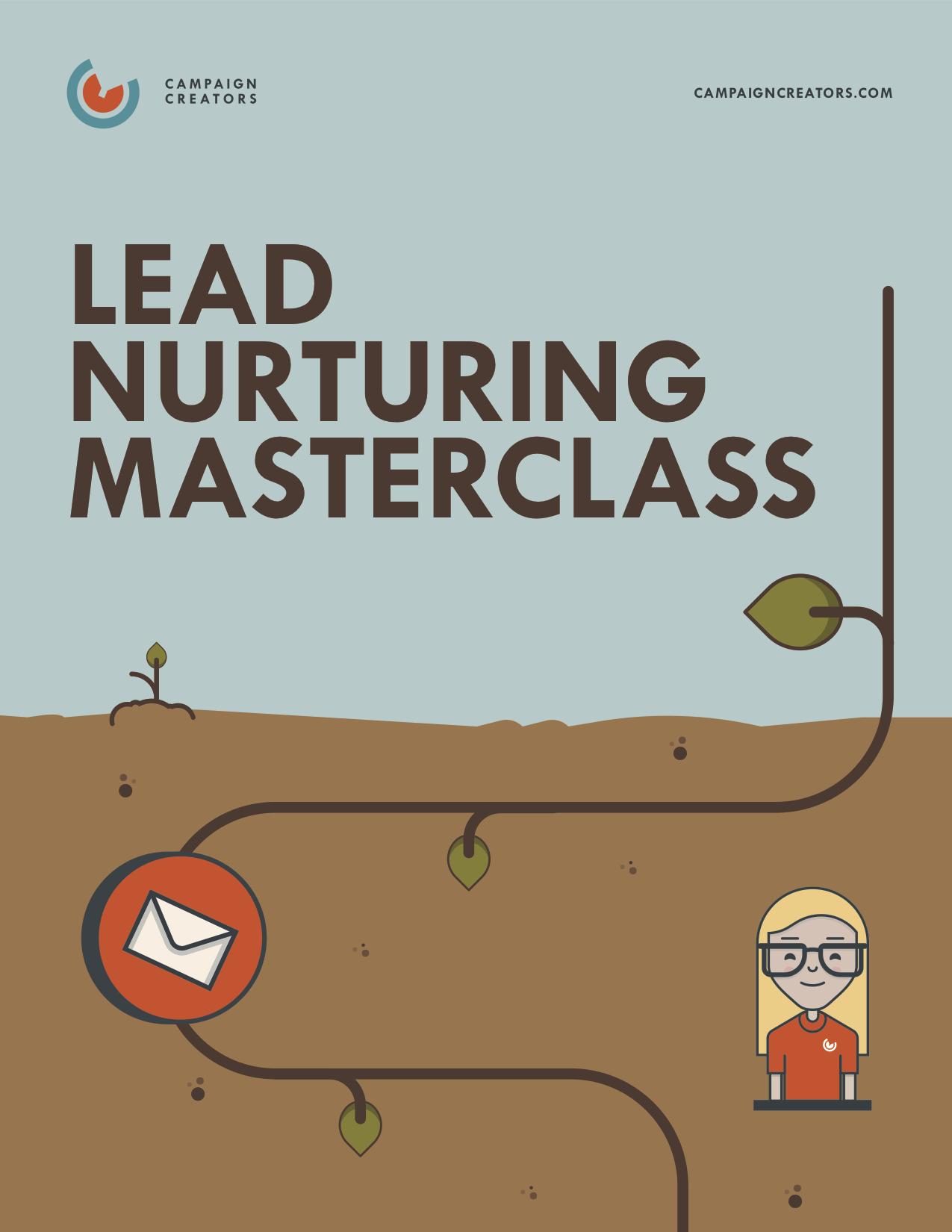 Lead Nurturing masterclass thumbnail