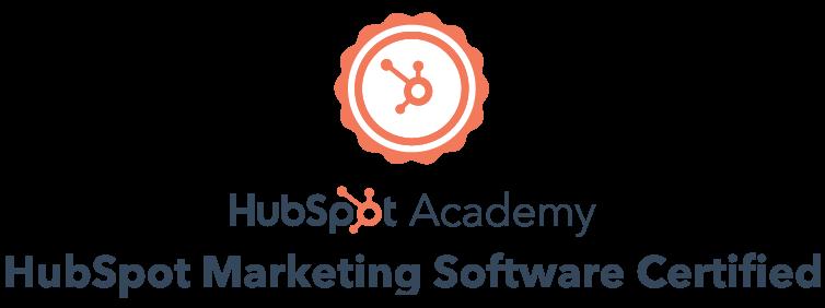 HubSpot Marketing Hub Certified
