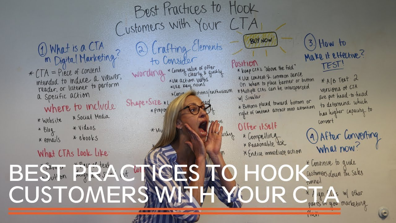 best practices cta