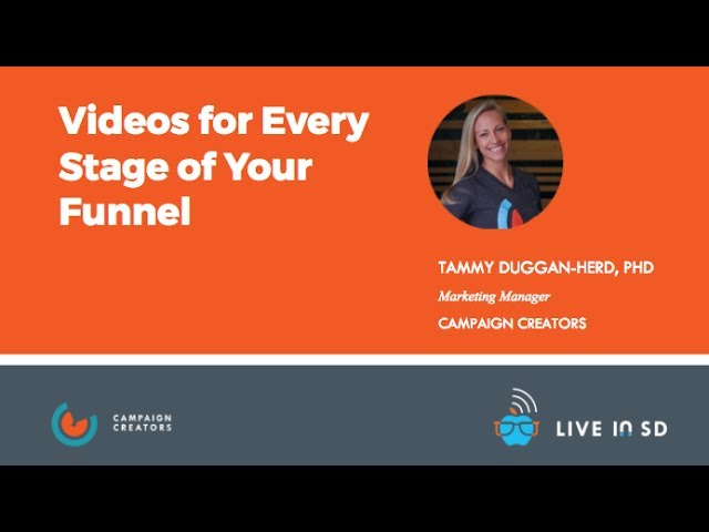 Video for Every Stage of Your Funnel