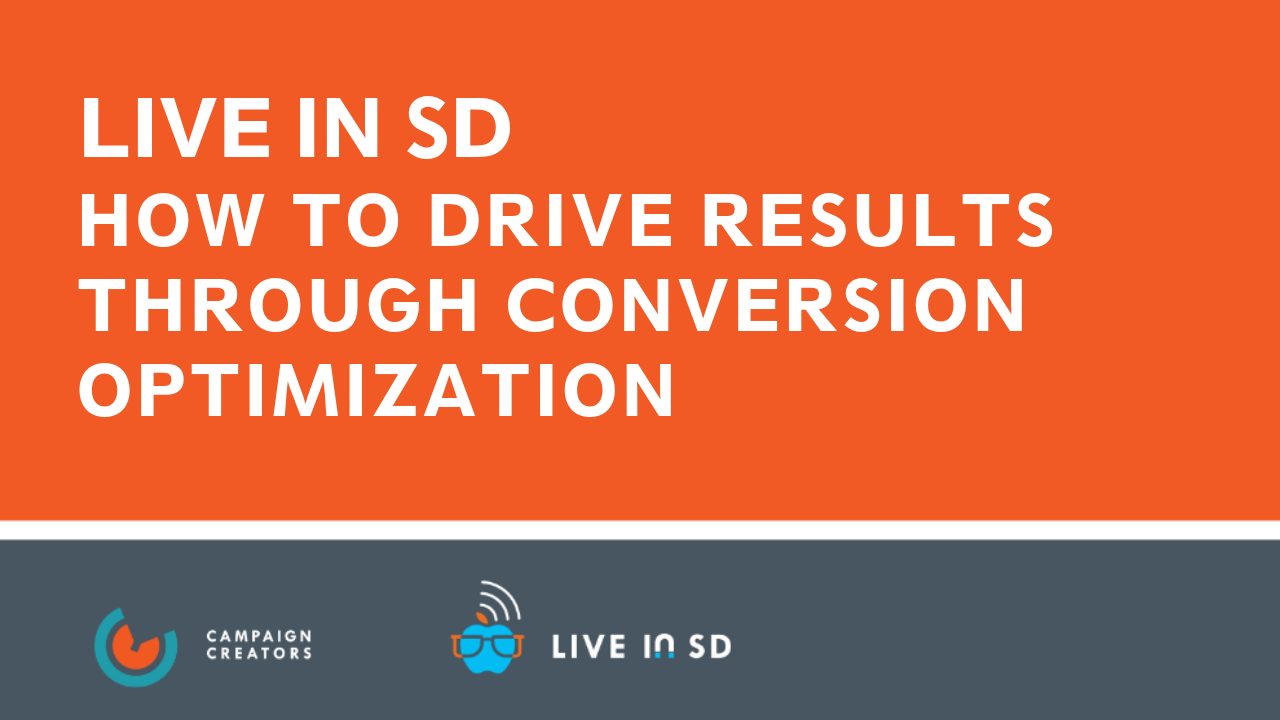 How to Drive Results with Conversion Optimization