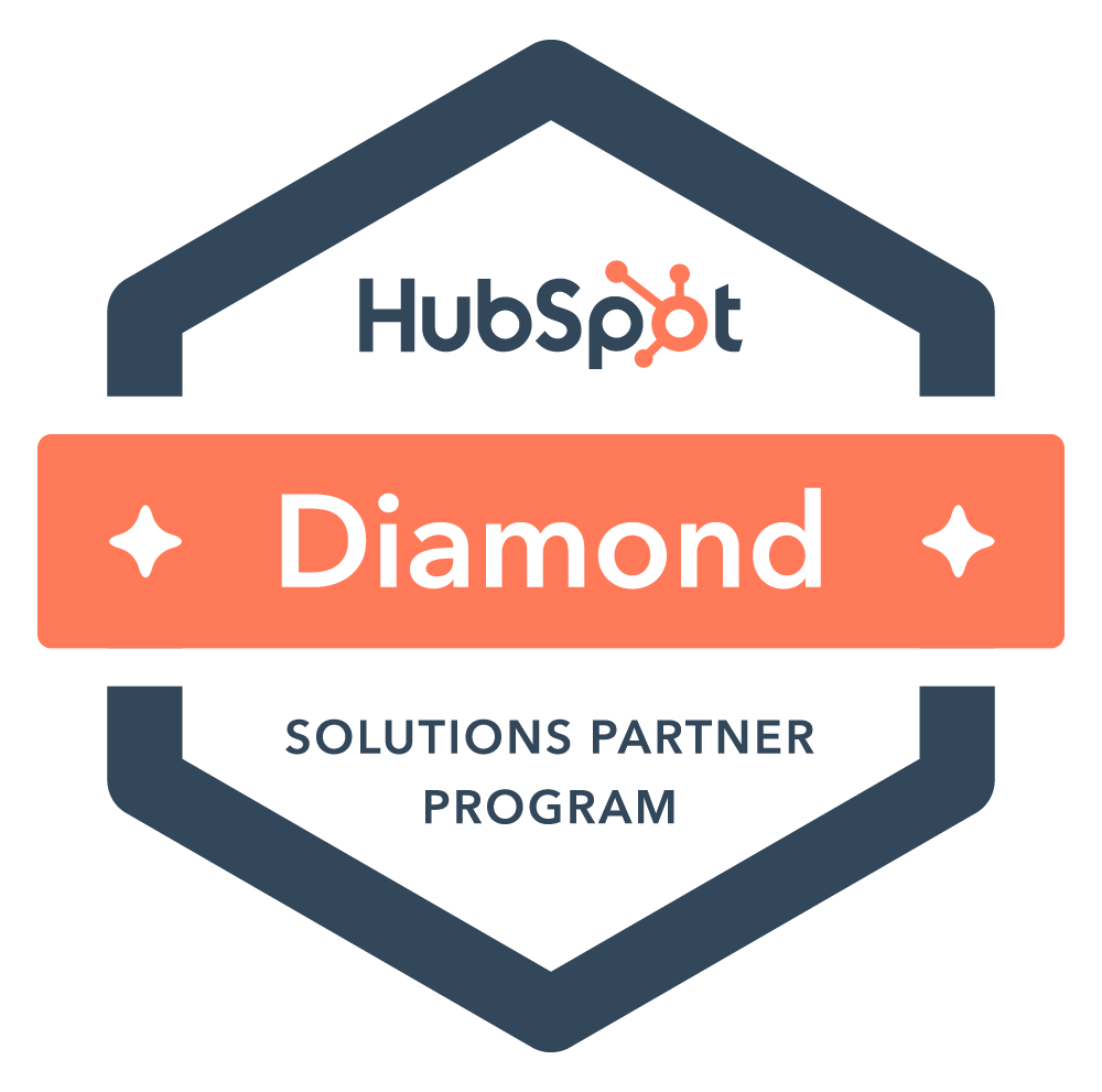 HubSpot Diamond Solutions Partner