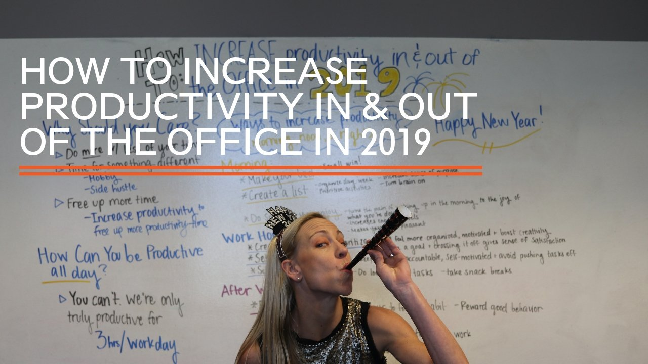 how-to-be-more-productive-in-2019