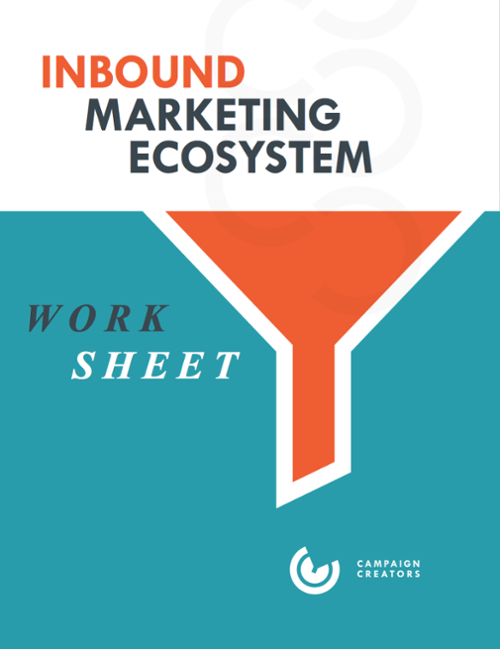 Inbound Marketing Ecosystem Worksheet
