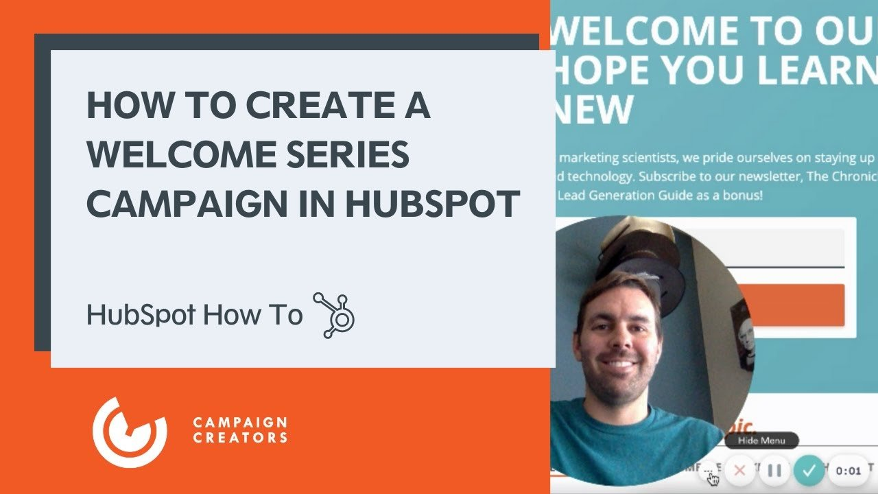 Welcome Series Campaign